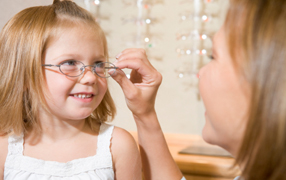 pediatric eye doctor